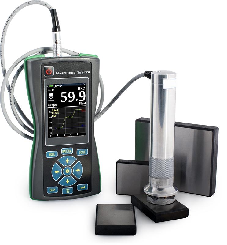 ABHU-33 Ultrahangos UCI keménységmérő