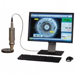 HB100 Brinell keménységmérő